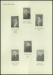 Page 16, 1947 Edition, Osbourne High School - Hi Jacket Yearbook (Manassas, VA) online yearbook collection