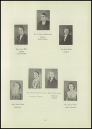 Page 17, 1947 Edition, Osbourne High School - Hi Jacket Yearbook (Manassas, VA) online yearbook collection