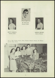 Page 9, 1947 Edition, Osbourne High School - Hi Jacket Yearbook (Manassas, VA) online yearbook collection