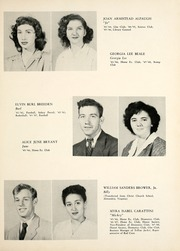 Page 15, 1948 Edition, Osbourne High School - Hi Jacket Yearbook (Manassas, VA) online yearbook collection