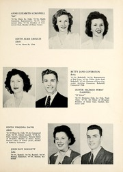 Page 17, 1948 Edition, Osbourne High School - Hi Jacket Yearbook (Manassas, VA) online yearbook collection