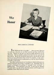 Page 9, 1948 Edition, Osbourne High School - Hi Jacket Yearbook (Manassas, VA) online yearbook collection