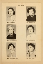 Page 15, 1951 Edition, Creeds High School - Chieftain Yearbook (Virginia Beach, VA) online yearbook collection