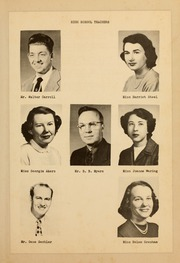 Page 17, 1951 Edition, Creeds High School - Chieftain Yearbook (Virginia Beach, VA) online yearbook collection