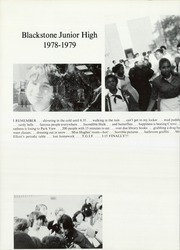 Page 12, 1979 Edition, Blackstone Middle School - Ram Yearbook (Blackstone, VA) online yearbook collection