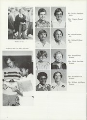 Page 8, 1979 Edition, Blackstone Middle School - Ram Yearbook (Blackstone, VA) online yearbook collection