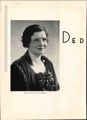 Page 10, 1935 Edition, Averett University - Pendulum Yearbook (Danville, VA) online yearbook collection