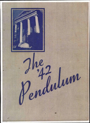 Page 1, 1942 Edition, Averett University - Pendulum Yearbook (Danville, VA) online yearbook collection