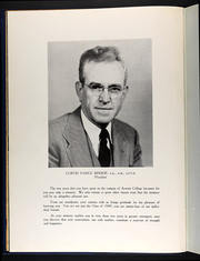 Page 10, 1949 Edition, Averett University - Pendulum Yearbook (Danville, VA) online yearbook collection