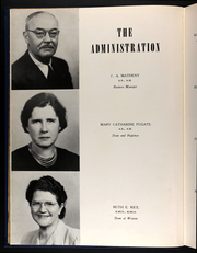 Page 12, 1949 Edition, Averett University - Pendulum Yearbook (Danville, VA) online yearbook collection