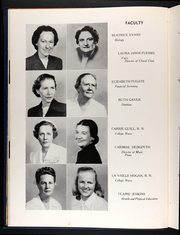 Page 14, 1949 Edition, Averett University - Pendulum Yearbook (Danville, VA) online yearbook collection
