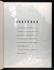 Page 9, 1949 Edition, Averett University - Pendulum Yearbook (Danville, VA) online yearbook collection