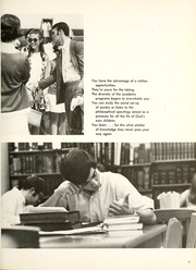 Page 11, 1971 Edition, Averett University - Pendulum Yearbook (Danville, VA) online yearbook collection