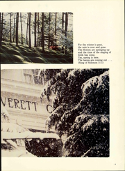Page 11, 1973 Edition, Averett University - Pendulum Yearbook (Danville, VA) online yearbook collection