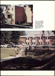 Page 15, 1973 Edition, Averett University - Pendulum Yearbook (Danville, VA) online yearbook collection
