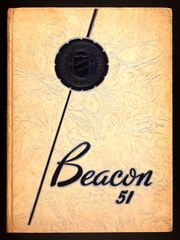 Ferrum College - Beacon Yearbook (Ferrum, VA) online yearbook collection, 1951 Edition, Page 1