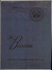 Ferrum College - Beacon Yearbook (Ferrum, VA) online yearbook collection, 1966 Edition, Page 1