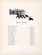 Page 10, 1908 Edition, Hampden Sydney College - Kaleidoscope Yearbook (Hampden Sydney, VA) online yearbook collection