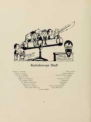 Page 14, 1911 Edition, Hampden Sydney College - Kaleidoscope Yearbook (Hampden Sydney, VA) online yearbook collection