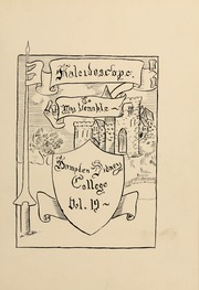 Page 11, 1913 Edition, Hampden Sydney College - Kaleidoscope Yearbook (Hampden Sydney, VA) online yearbook collection