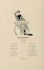 Page 16, 1913 Edition, Hampden Sydney College - Kaleidoscope Yearbook (Hampden Sydney, VA) online yearbook collection
