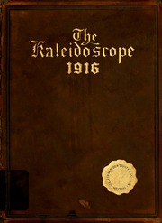 Page 1, 1916 Edition, Hampden Sydney College - Kaleidoscope Yearbook (Hampden Sydney, VA) online yearbook collection