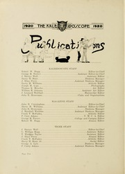Page 14, 1920 Edition, Hampden Sydney College - Kaleidoscope Yearbook (Hampden Sydney, VA) online yearbook collection