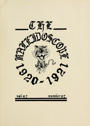 Page 11, 1921 Edition, Hampden Sydney College - Kaleidoscope Yearbook (Hampden Sydney, VA) online yearbook collection