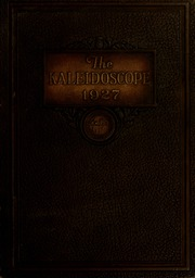Page 1, 1927 Edition, Hampden Sydney College - Kaleidoscope Yearbook (Hampden Sydney, VA) online yearbook collection