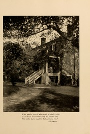 Page 17, 1930 Edition, Hampden Sydney College - Kaleidoscope Yearbook (Hampden Sydney, VA) online yearbook collection
