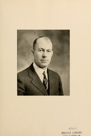 Page 9, 1930 Edition, Hampden Sydney College - Kaleidoscope Yearbook (Hampden Sydney, VA) online yearbook collection
