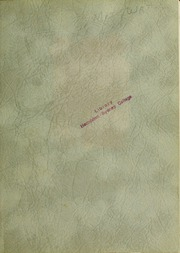 Page 3, 1934 Edition, Hampden Sydney College - Kaleidoscope Yearbook (Hampden Sydney, VA) online yearbook collection