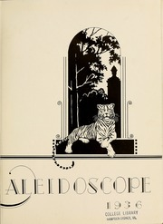 Page 7, 1936 Edition, Hampden Sydney College - Kaleidoscope Yearbook (Hampden Sydney, VA) online yearbook collection