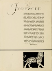 Page 8, 1936 Edition, Hampden Sydney College - Kaleidoscope Yearbook (Hampden Sydney, VA) online yearbook collection