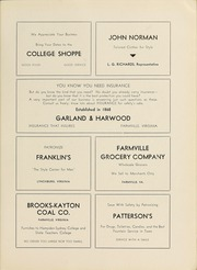 Page 167, 1939 Edition, Hampden Sydney College - Kaleidoscope Yearbook (Hampden Sydney, VA) online yearbook collection