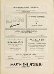 Page 169, 1939 Edition, Hampden Sydney College - Kaleidoscope Yearbook (Hampden Sydney, VA) online yearbook collection