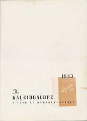 Page 3, 1943 Edition, Hampden Sydney College - Kaleidoscope Yearbook (Hampden Sydney, VA) online yearbook collection