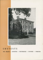 Page 7, 1943 Edition, Hampden Sydney College - Kaleidoscope Yearbook (Hampden Sydney, VA) online yearbook collection