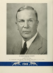 Page 14, 1948 Edition, Hampden Sydney College - Kaleidoscope Yearbook (Hampden Sydney, VA) online yearbook collection