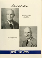 Page 17, 1948 Edition, Hampden Sydney College - Kaleidoscope Yearbook (Hampden Sydney, VA) online yearbook collection