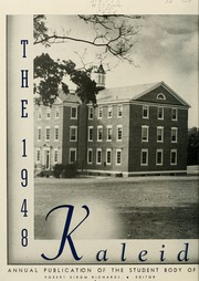 Page 6, 1948 Edition, Hampden Sydney College - Kaleidoscope Yearbook (Hampden Sydney, VA) online yearbook collection