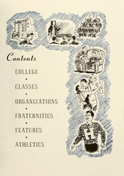 Page 9, 1948 Edition, Hampden Sydney College - Kaleidoscope Yearbook (Hampden Sydney, VA) online yearbook collection
