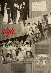 Page 7, 1951 Edition, Hampden Sydney College - Kaleidoscope Yearbook (Hampden Sydney, VA) online yearbook collection