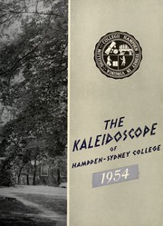 Page 7, 1954 Edition, Hampden Sydney College - Kaleidoscope Yearbook (Hampden Sydney, VA) online yearbook collection