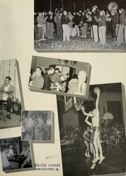Page 9, 1954 Edition, Hampden Sydney College - Kaleidoscope Yearbook (Hampden Sydney, VA) online yearbook collection