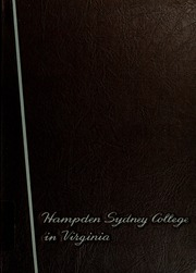 Page 1, 1956 Edition, Hampden Sydney College - Kaleidoscope Yearbook (Hampden Sydney, VA) online yearbook collection