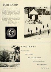 Page 17, 1956 Edition, Hampden Sydney College - Kaleidoscope Yearbook (Hampden Sydney, VA) online yearbook collection