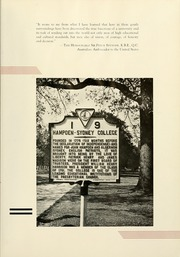 Page 5, 1956 Edition, Hampden Sydney College - Kaleidoscope Yearbook (Hampden Sydney, VA) online yearbook collection