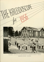 Page 7, 1956 Edition, Hampden Sydney College - Kaleidoscope Yearbook (Hampden Sydney, VA) online yearbook collection