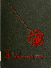 Page 1, 1957 Edition, Hampden Sydney College - Kaleidoscope Yearbook (Hampden Sydney, VA) online yearbook collection